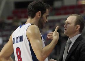 A Calderón le sienta bien el traspaso a los Pistons: con 24 puntos hunde a os Wizrards (96-85)