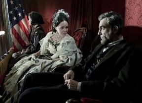 Spielberg y su 'Lincoln' grandes favoritos para los Globos de Oro