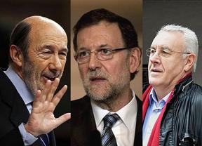Rajoy responderá a la petición de 'pacto de Estado' diciéndoles que apoyen las políticas económicas del Gobierno