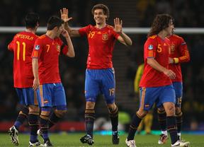 Horario dónde ponen España-Finlandia: La Roja busca el Mundial (viernes 22 marzo 20:45, Telecinco)