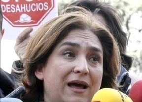 Charla debate de Ada Colau, en el PAH y el 15-M de Getafe