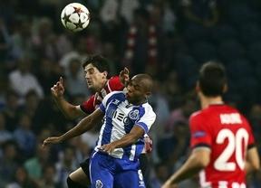 Adiós Champions, adiós: unos leones poco fieros son devorados en Oporto (2-1)