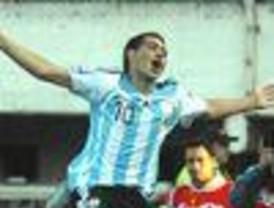 Argentina no tuvo problemas para vencer a Bolivia