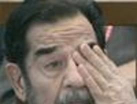 Saddam Hussein está 'listo para morir'