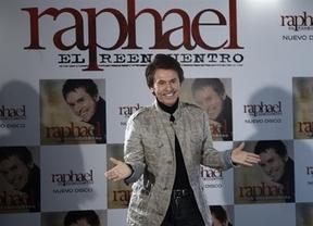 Raphael no para: tras el spot de la Lotería anuncia un nuevo 'Tamborilero'