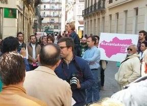 Rosa Díez, en Málaga: 'Nadie en España sabía que un partido político podía llevar a un banco a los tribunales'