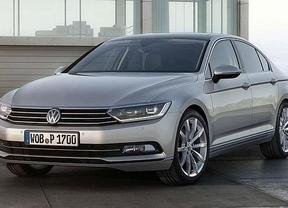 La octava generación del Volkswagen Passat llegará a España en el último trimestre de 2014