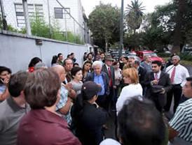 Vecinos solicitan a Demetrio Sodi parque en la Anzures