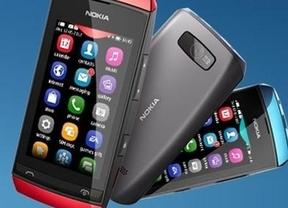 Nokia insiste en su apuesta por los móviles 'low cost' con la gama Asha