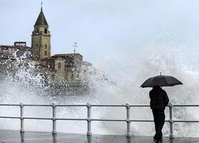 Alerta, temporal: España, acuciada por los cuatro costados