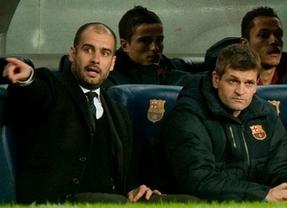 El Barça considera a Vilanova mejor que Guardiola hasta