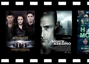 Los vampiros de 'Amanecer (parte 2)' protagonizan los estrenos de cine de la semana