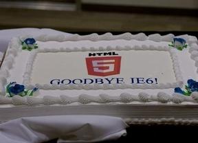 Microsoft celebra el fin de Internet Explorer 6