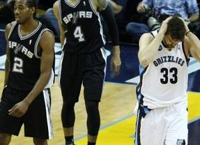 Marc no alcanza a Pau, de momento: adiós al sueño del anillo de la NBA tras caer eliminados por los Spurs (83-96)
