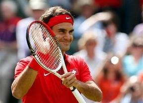 Federer se mete en la final tras una batalla agónica con Del Potro (19-17 en el tercer set)
