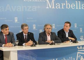 Marbella y la Fundación Banús se unen al colectivo de Fomento Europeo para promocionar su turismo