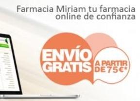 Farmacia Miriam: Tu farmacia online barata de confianza