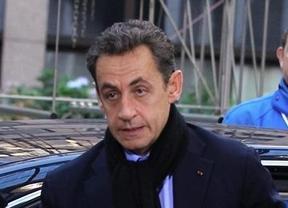 Sarkozy 'piropea' a ZP y Rajoy: gracias a ellos España no está primera línea' de la crisis