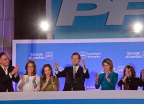 M�s sondeos: el PP no pierde en intenci�n de voto ni en sus peores momentos, aunque ya casi hay empate t�cnico con el PSOE