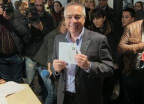 Pere Navarro (PSC): 'Son unos comicios trascendentales para el futuro de Cataluña'