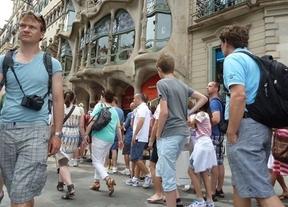 Más de 21 millones de turistas han visitado España hasta mayo