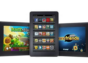 Amazon prepara cambios en su próximo Kindle Fire para competir con iPad, Surface, Nexus 7