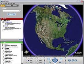 Google Earth celebra sus 1.000 millones de descargas