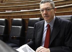 Gallardón, sobre las reformas judiciales: