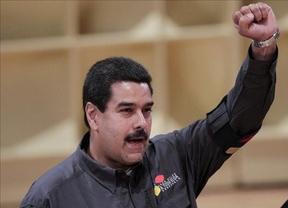 Maduro vuelve a la carga contra Rajoy, al que tacha de 'franquista' y 'neoliberal vendepatrias'