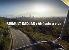 Renault presenta en las redes sociales el nuevo crossover Kadjar, que se fabricará en España