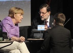 Preocupación por el nulo entendimiento entre Rajoy con Merkel sobre las vías para salir de la crisis