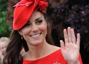 Kate Middleton, muy fan del parto natural