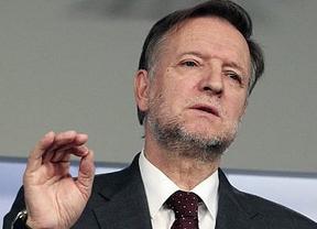 Marcelino Iglesias se despide del Senado sin revelar quién será su sucesor
