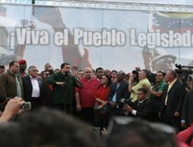 Chávez advirtió que en la nueva Asamblea Nacional