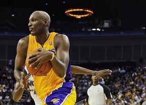 Golpe de efecto del Laboral Kutxa: ficha al mítico Lamar Odon con dos anillos y mil partidos en la NBA