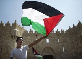 PP, PSOE y otros grupos negocian un texto para defender el reconocimiento del Estado Palestino