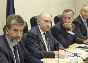 Interior refuerza las medidas policiales por la presión migratoria en Algeciras, Ceuta y Melilla