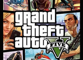 'Grand Theft Auto V' ya tiene portada