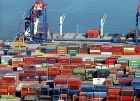 El déficit comercial sigue bajando, un 9,8% hasta el mes de septiembre