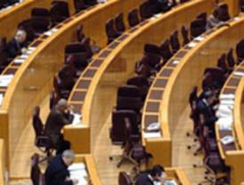 Los Presupuestos 2011 tropiezan en el Senado por el voto en contra de PP, CiU y BNG