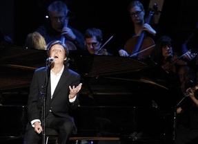 Tenerife quiere nombrar a Paul McCartney Visitante Ilustre de la isla