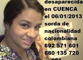 Cuenca se concentra para apoyar a la familia de la joven sordomuda desaparecida