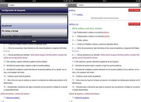 La aplicación oficial del Diccionario de la RAE llega gratis a iOS y Android