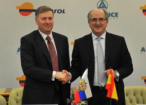 Repsol alcanza un acuerdo con Alliance Oil para abrirse al mercado energ�tico ruso