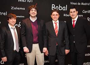 Francisco, Ignacio, Carlos y Gerardo: su pasión por el vino, el secreto de su éxito
