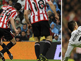 Un triplete de Cristiano lidera al Supermadrid ante un Athletic peleón (5-1)