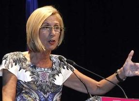 Rosa Díez dice que el relevo de Sosa Wagner es para ser más 'eficaces' y 'coherentes'