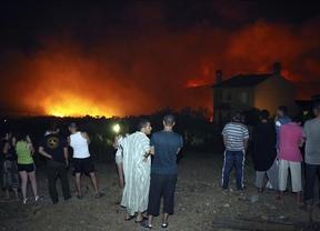 El 87% de los incendios en Castilla-La Mancha se han quedado en conatos