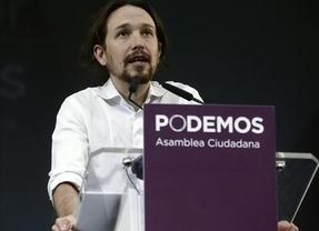 Iglesias recuerda a los catalanes que Mas y Aguirre son la misma casta