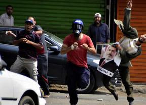 Decenas de muertos en El Cairo al desalojar el ejército a la fuerza a los Hermanos Musulmanes